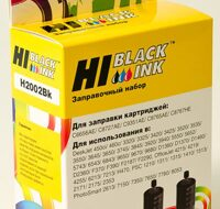 Заправочный набор HP C9351A/C8765H/C8767H/HPC6656A/C8727A (Hi-Black) NEW2x20ml, black